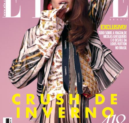 Revista ELLE Jun.16 | Capa e Editorial